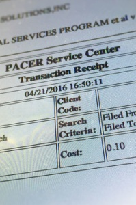 Pacer-Fees